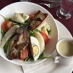 Hi Tide Restaurant at Bay Gardens Beach Resort Foto