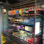 cold drinks available