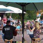 Starndhof Open mit Livemusik und Hüpfburg