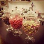 Candy bar....