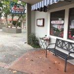 Outside Cafe