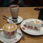 Cafe Coffee Day Foto
