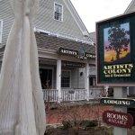 Artist's Colony exterior
