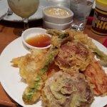 tempura veggies