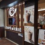 Café de Crié in Aurora Town