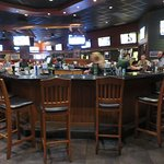 Pub dining area