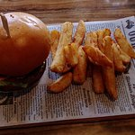 My burger, second visit