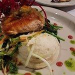 Salmon bistro menu