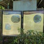 Barron Gorge National Park Sign