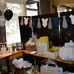 Baby Shower Luncheon at Gales'