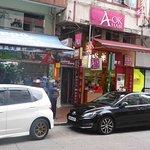 Streets of Tsuen Wan