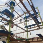 Howlers Peak Ropes Course
