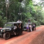 Jeep Tour in the jungle