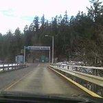 Almost to Washington