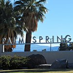 Adjacent to Palm Springs Entrance