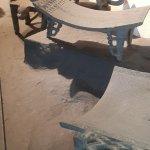 Prehistoric bench