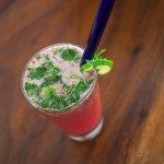 Ayurvedic Tonic herb mojito - non alcoholic