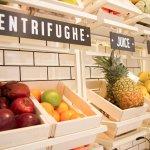 centrifughe, juice & estratti di frutta fresca