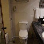 standard, traditional bathroom