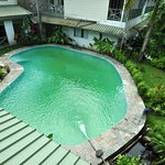 Pool at Raffles Wing, Madang Resort