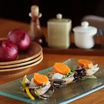 Clam and Seabass Ceviche