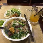 Bun Bo Hue - Beef Noodle Soup, specialty from Hue