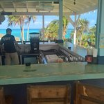 bar with a nice view