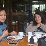 Breakfast at Villa Cordillera - The Other Office