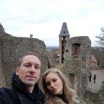 Burg Frankenstein Foto