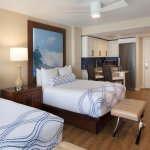 Gulf Front Double Queen Guest Room