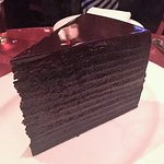 24 layer chocolate cake is a must!!!