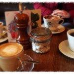 Cafe au lait's