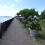 Buffalo Harbor Shoreline by Lake Erie Basin