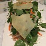 Insalata di Finocchi e Pecorino Pepato - Fennel salad with farro, Belgian endive, watercress....