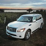 Our SUV for Wine & Craft Beer Tours