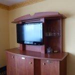 TV / Minibar