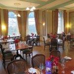 Bistro at Cornhill Castle Hotel