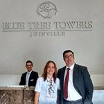 Blue Tree Towers Joinville Foto