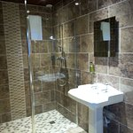Best shower! Countisbury suite.