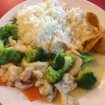 Lunch Special--Chicken Broccoli