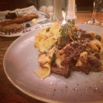 Pappardelle oxtail, Yes it's as good as it looks :)