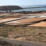Photo de Salt Factory of Janubio