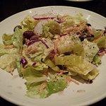 Salad...very good!