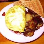 Mass.-Rhode Island Omelet