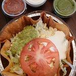 Awesome taco salad