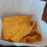 Free tortilla chips