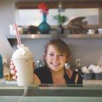 Milkshake from your favorite Gelato
