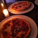Happy Hour pizzas at Via Tribunali.