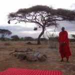 Masai guard