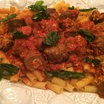 Beef Braciole- a house specialy!